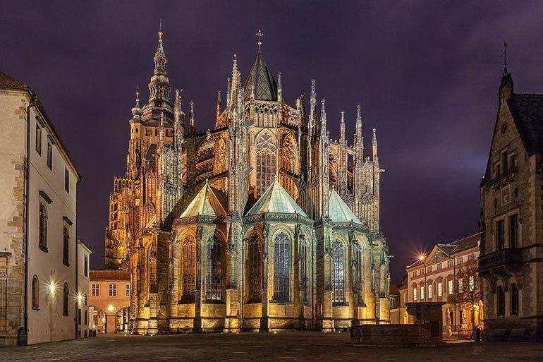 87eq7yIHAwI Собор Святого Вита в Праге.
