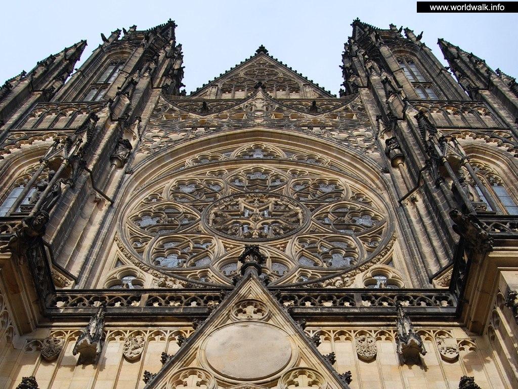 JZvhxYjt2YE Собор Святого Вита в Праге.