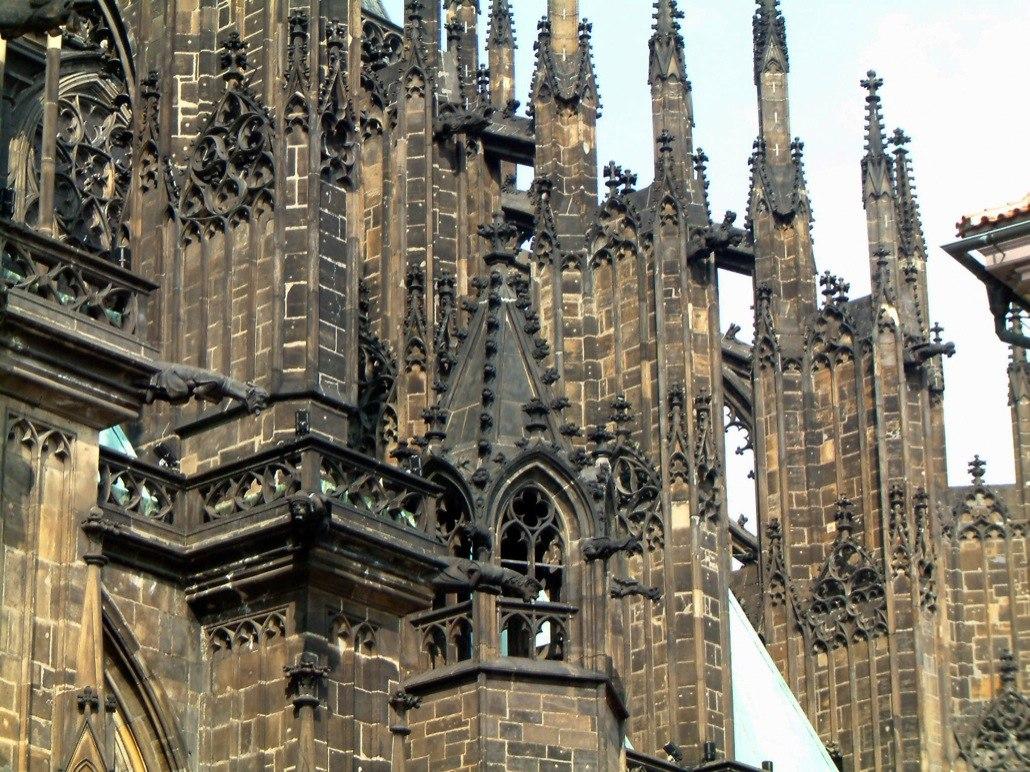 NttiUfCZkFo Собор Святого Вита в Праге.