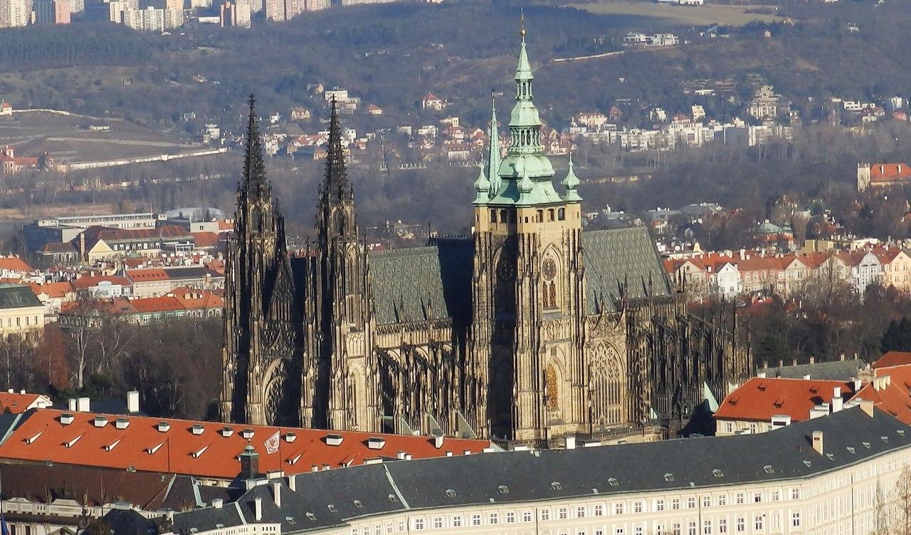 NK_g-Jp0Aso Собор Святого Вита в Праге.