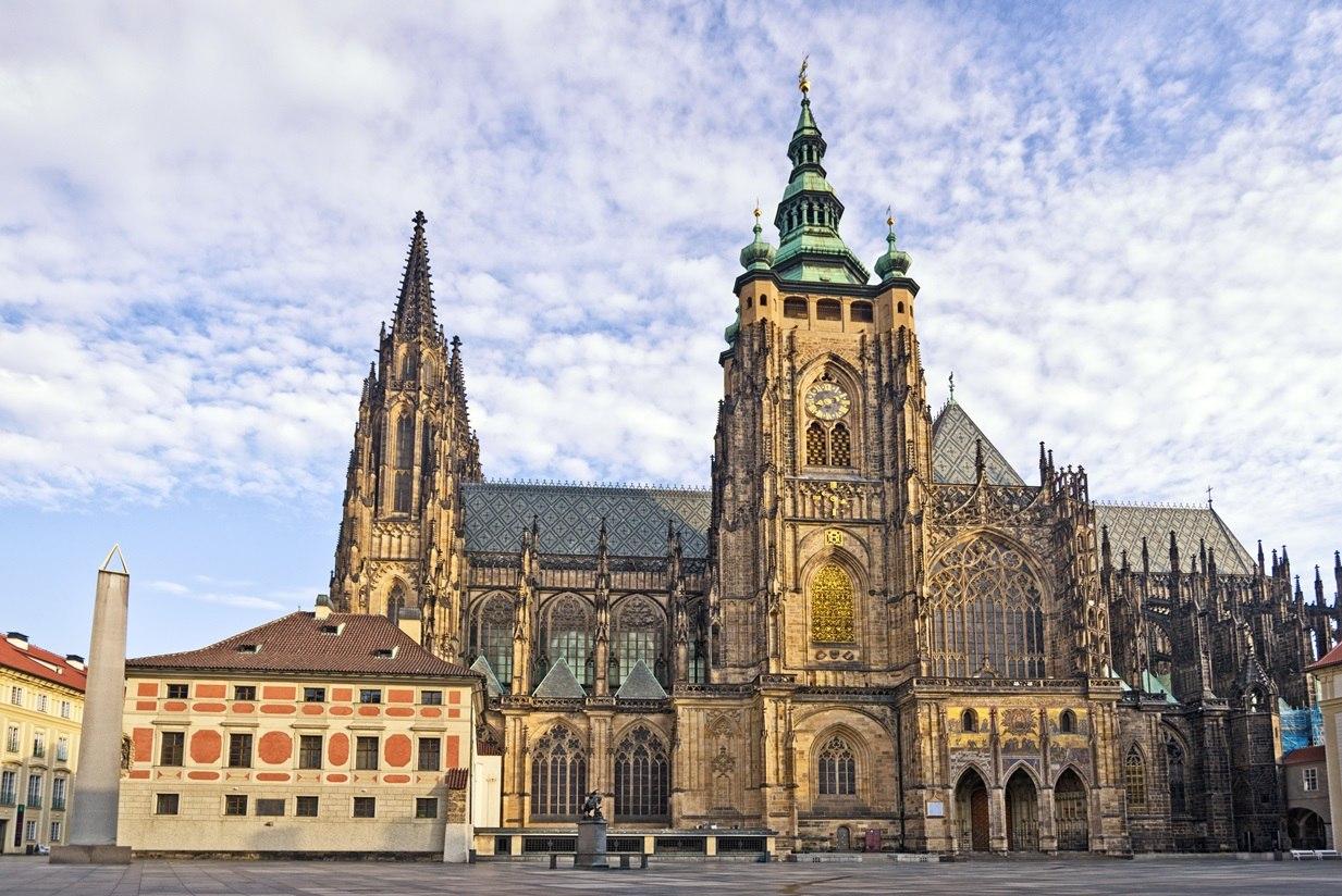 gPb91yyzj84 Собор Святого Вита в Праге.