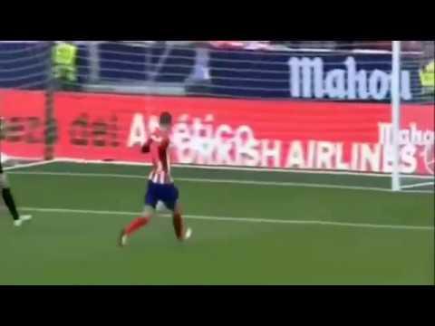 Фернандо Торрес Последний матч за Атлетико