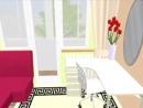 3D визуализация, дизайн интерьера.