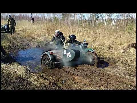 Месим Синявиские высоты на мотоциклах Днепр и Урал