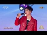 [CUT] 171231 CCTV 2018 New Years Eve Gala @ Lay (Zhang Yixing) — I Believe