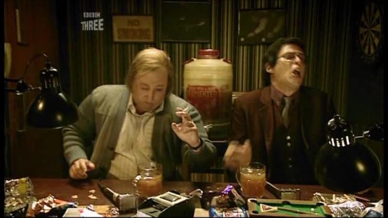 That Mitchell and Webb Look / Вот как выглядят Митчелл и Уэбб сезон 1 серия 3