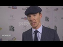 Benedict Cumberbatch got Outstanding Achievement honour in The South Bank Sky Art Awards