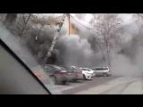 Пожар на улице Седова