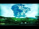 Sakurajima volcano eruption in Kagoshima, Japan