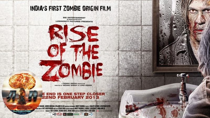 Восстание зомби / Rise of the Zombies (2012) 720HD