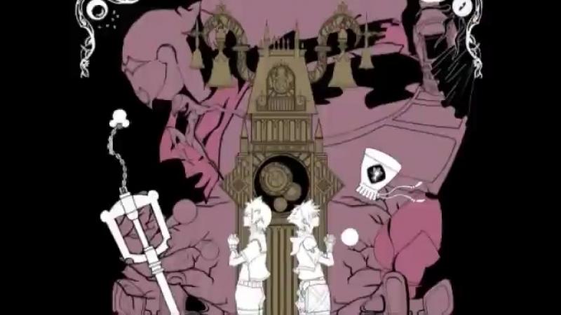 【手書きMAD】キングダムハーツでBlind Justice - Niconico Video