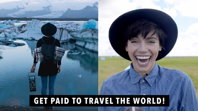 GET PAID TO TRAVEL THE WORLD! How to Become A Travel Influencer | Sorelle Amore