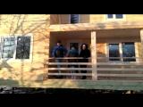Отзыв о строительстве дома из бруса 9х10м по индивидуальному проекту заказчика компанией Брусина.