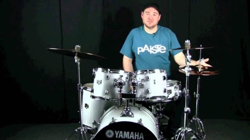 Paiste PST8 Universal Cymbal Set