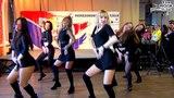 CLC - Black dress dance cover by GGOD [KOREA SHOW ROOM FEST'18 в СПб (22.04.2018)]