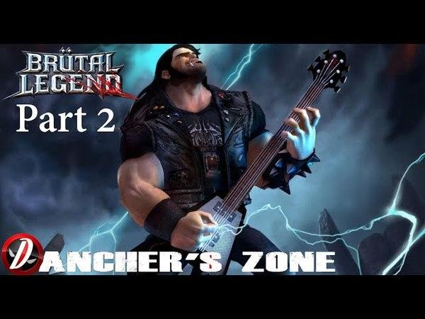 Brutal Legend Headbanging and Moshpit Part 2