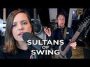 Sultans of Swing metal cover by Leo Moracchioli feat. Mary Spender
