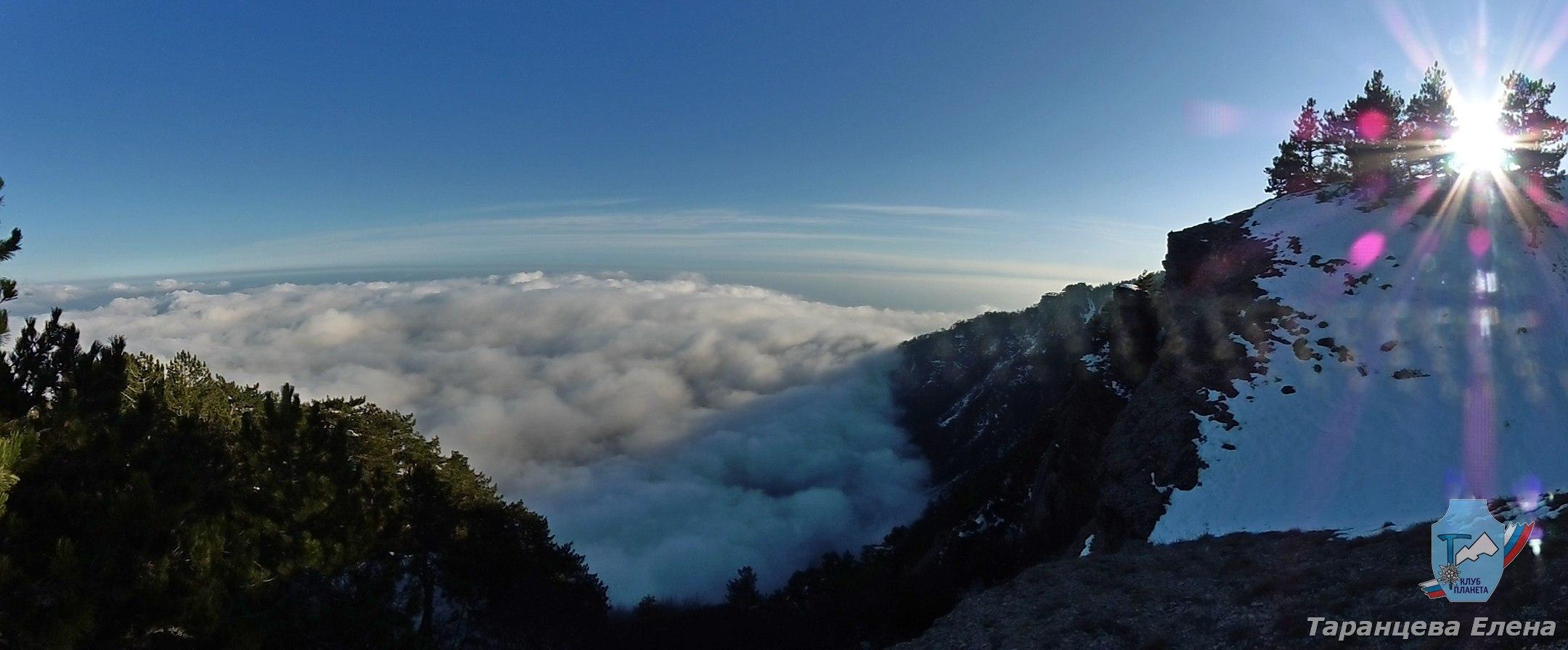 Поход по Верху Большого Крымского каньона! 5дней