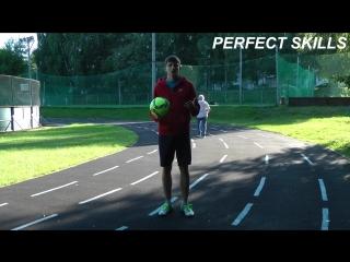 Вокруг Света_ обучение базовому футбольному трюку (Around The World - ATW)