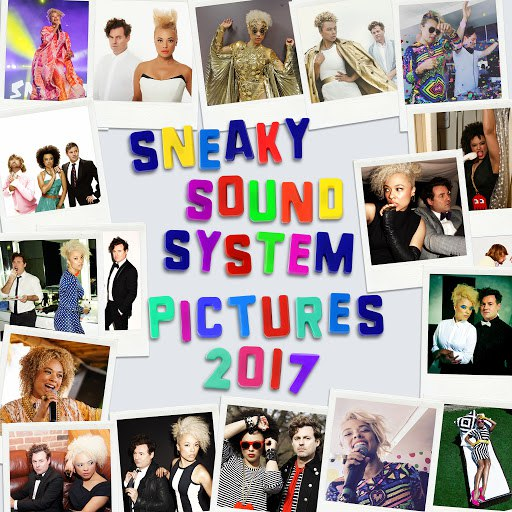 Sneaky Sound System альбом Pictures 2017
