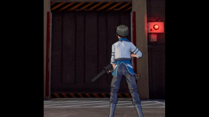 SWORD ART ONLINE FATAL BULLET Как открыть дверь