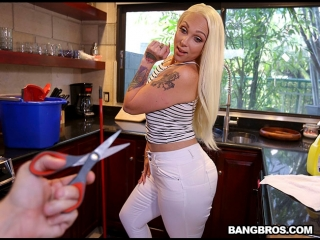 [mydirtymaid] alexis andrews - big ass maid cleans and fucks (31.07.2018) rq