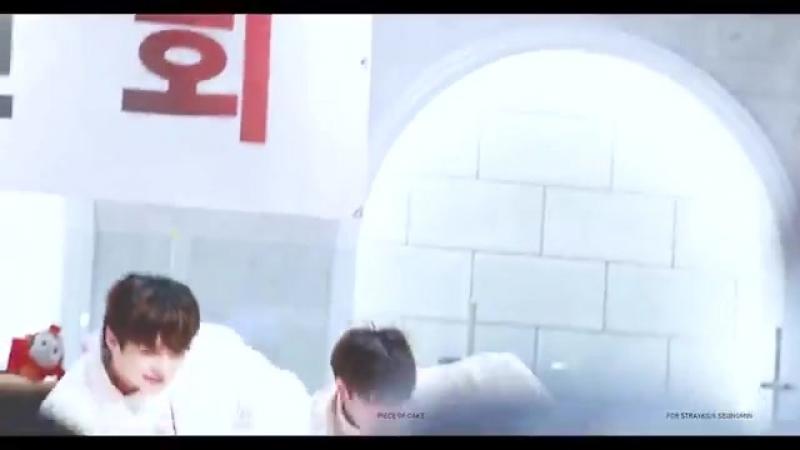 [180114] Фансайн в торговом центре Lotte World