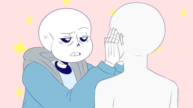 【Undertale】Friends Ver. Sans【Meme】