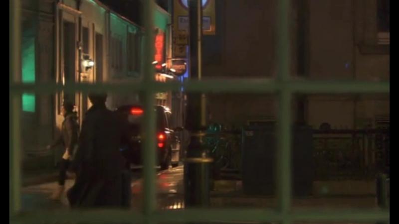 Фрагмент из пилотной серии Шерлока.