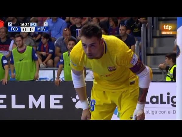 LNFS | Final | Jogo 4 | FC Barcelona Lassa 3 (3)-(1) 3 Movistar Inter | Full Match