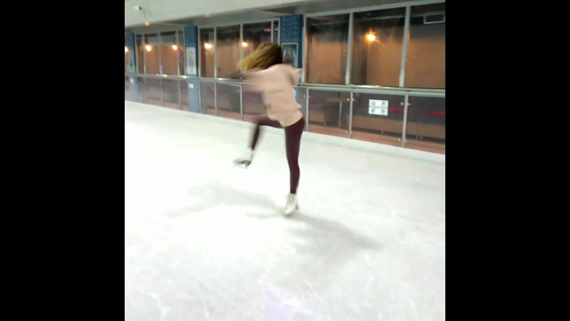 Magic ice rink