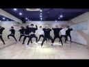 Stray Kids Mirror Dance Practice (Part Switch Ver.)