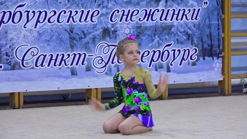 Титова Дарья, 2011, без предмета, СК