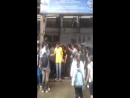 FanCam Barun Sobti at NM college Umang 14th August 2014