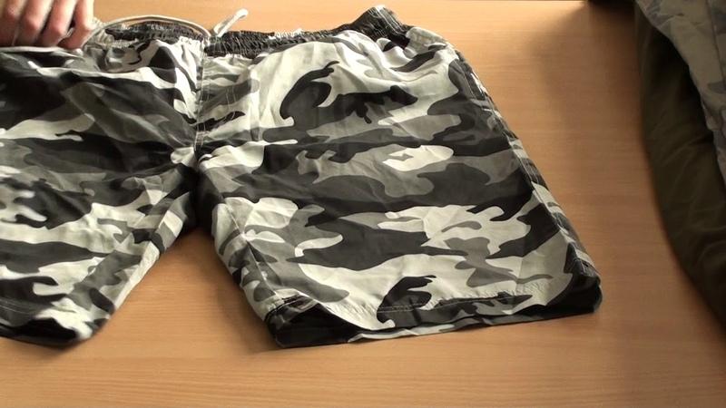 В1 (6). Микс военной одежды, камуфляж