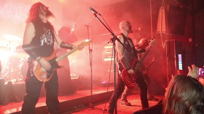 Kalmankantaja - Veren Vanki (live Distant Shadows Festival II, 2018)