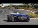 Vision Mercedes-Maybach 6 Concept Cabriolet.