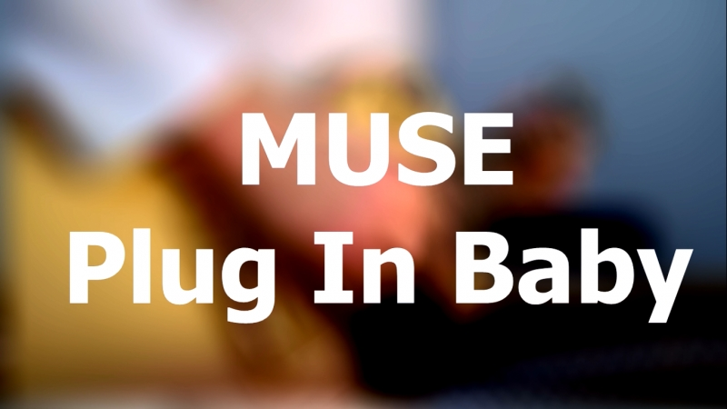 MUSE Plug In Baby cover