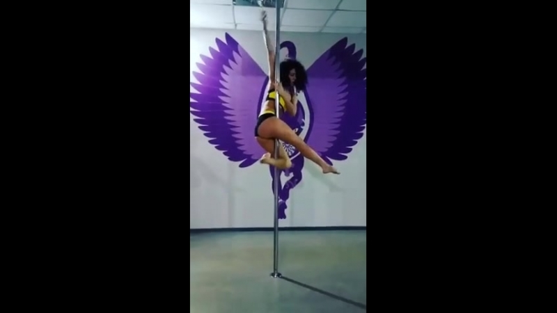 Pole-Dance .Айрис.