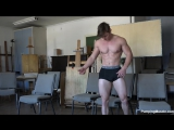 HANDSOME BODYBUILDER ROGER M PHOTO SHOOT 10 TRAILER
