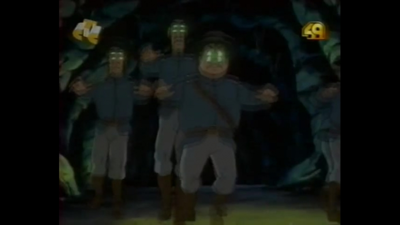 Зорро 1997 сезон 1 серия 3 Night of the Tolchen Ночь Толчена
