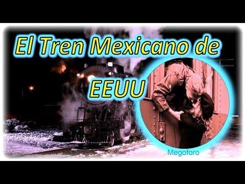 El Ferrocarril Mexicano que es de EEUU