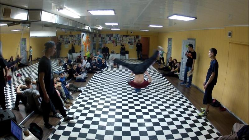Exhibition battle 08.04.2018 Adi vs. Agarych vs. Chavar