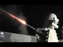 C RAM 20mm cannon fires 4 500 Round Minute to intercept enemy artillery