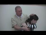 Игорь Костюк. Упражнения для релаксации спазмированых мышц шеи