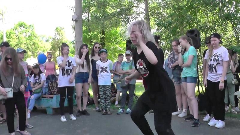 Лучшее Уличные танцы на Зеленом ч 1