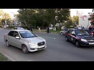 18+ В Тольятти разгуливал парень нагишом