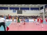HIGHLIGHTS. Енисей — Уралочка Суперлига 2017-18. За 3-е место. Женщины