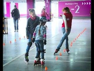 В Уфе прошел пятый юбилейный ежегодный фестиваль роллер спорта