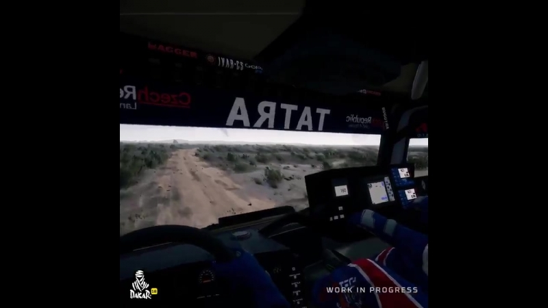 Dakar Rally Ралли Дакар [Game PS4XboxPC]